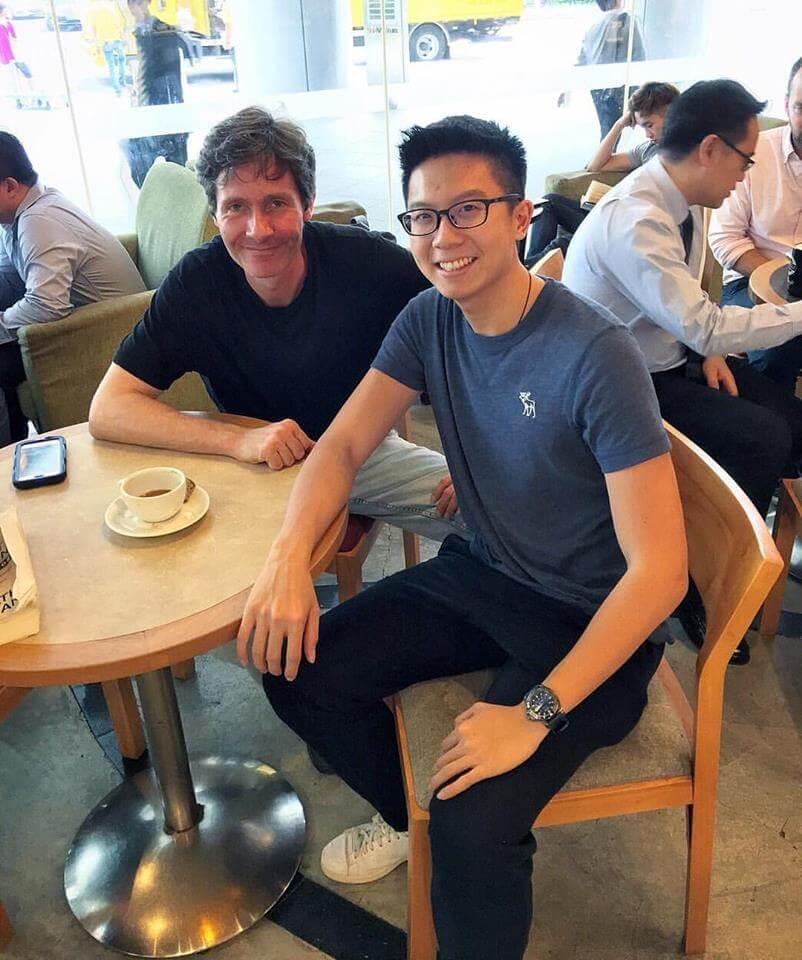 Coffee With Kim Iskyan, Founder of Truewealth Publishing