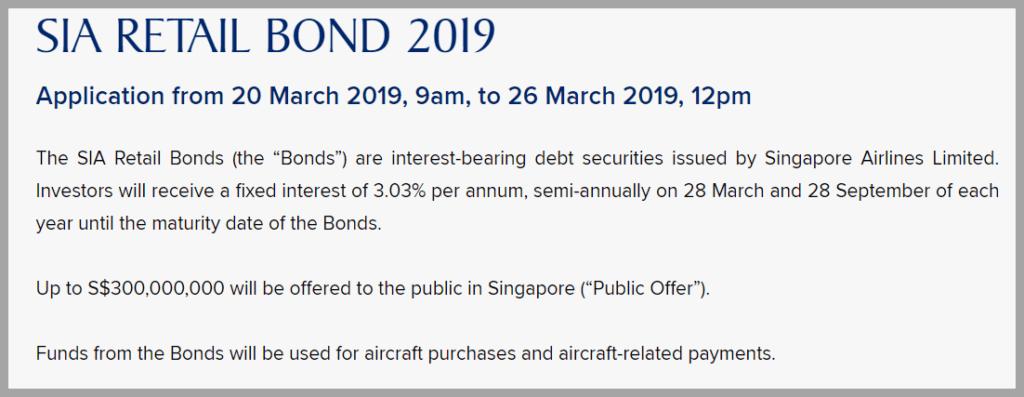 SIA Retail Bond 2019
