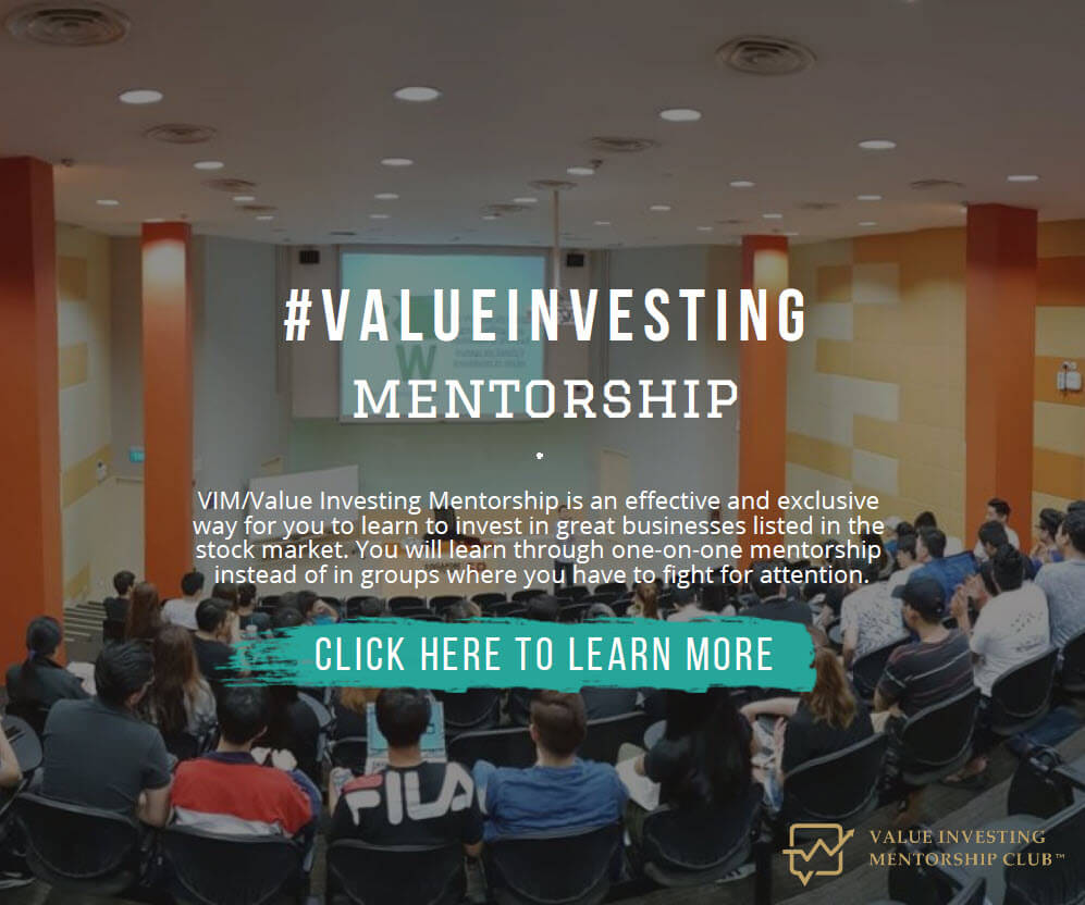 Value Investing Mentorship